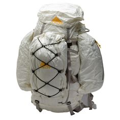 Kelty Spectra Backpacks History - lightweight and very strong fabric for body of pack.