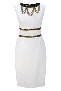 Najpiękniejsza sukienka marki Maxim. Tą sukienką podkreśli się swoją pewność siebie, piękno i elegancje. Myślę, że niesamowite wrażenie na każdym sprawi ta sukienka