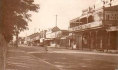 Windsor St,Richmond in western Sydney in the South Australia, Western Australia, Windsor, Shops, Picture Boards, Street View, Wall Street, Blue Mountain, Tasmania