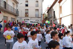 01 - Cercavila Trobades d'Escoles en Valencià 2013 a Pedreguer (380) Foto: laveupv.com