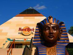 Myrtle Beach, SC - The Hard Rock Cafe Pyramid