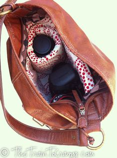 In case I ever decide I can be skilled enough to make a camera bag.