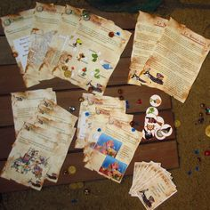 A Treasure Hunt Pirates and Mermaids - scenarios, challenges, riddles, hiding places parchments for children between 6 and 7 years old
