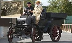 wells fargo wagon horseless carriage - Google Search
