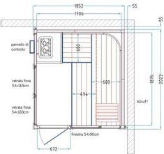 Siamo specializzati in vendita saune Finlandesi in legno. Se cerchi una sauna finlandese moderna questo sito è adatto a te. Sauna Steam Room, Sauna Room, Sauna Design, Home Gym Design, Gym Setup, Small Home Gyms, Pool Table Room, Home Gym Flooring, Furniture Arrangement