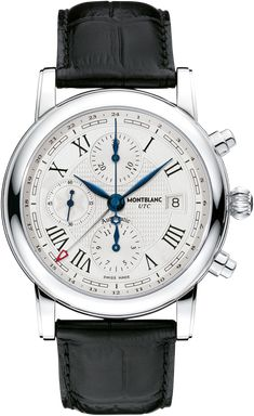 Montblanc presents:Montblanc Star Chronograph UTC Automatic