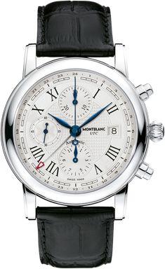 Montblanc presents:Montblanc Star Chronograph UTC Automatic