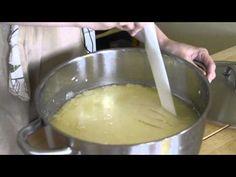 Zrób sobie ser! Cięcie skrzepu. - YouTube Polish Recipes, Polish Food, Dessert Recipes, Desserts, Fondue, Feta, Adidas, Cheese, Homemade