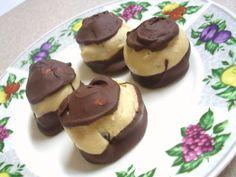 Fun Foods On a Budget!: Cookie Dough Truffles