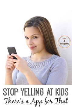 #parenting #tech #apps Stop yelling at kids there's an app for that