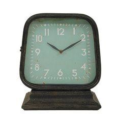 Urban Homestead Clock
