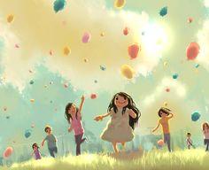 Ειδική Διαπαιδαγώγηση            : Τα μπαλόνια της φιλίας (Υλικό 30 σελίδες)