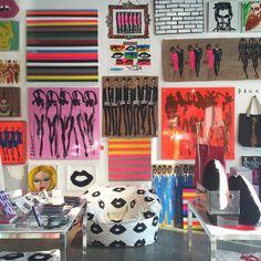 Peek Inside Donald Robertson's Pop-Up Shop