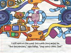 """Creativity Runs in the Family: The Making of """"Kalley's Machine Plus Cats"""" 