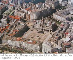 A Coruña. Galicia. Spain.