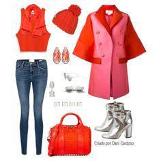 Maxi Casaco - Look casual