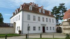 Schloss Berthelsdorf in Sachsen (Reichsgrafen von Zinzendorf)