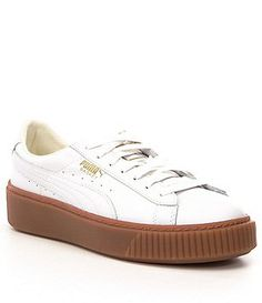 c8555ca8a300 Puma Basket Platform Core Sneakers Pumas Shoes