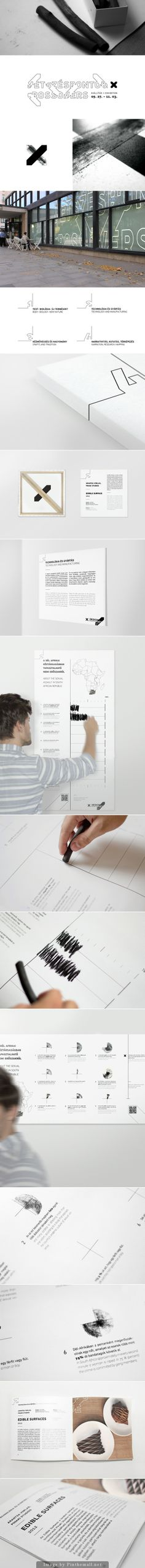 Exhibition design concept for X. Hungarian Design Week - Krisztián Lakosi, Nora Demeczky