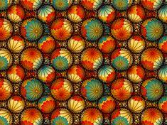 """S u n n yS i d eU p"" by albenaj from colourlovers.com #imagesense#warm colours#pattern"