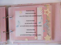 Album de bebe para Julia | Aprender manualidades es facilisimo.com
