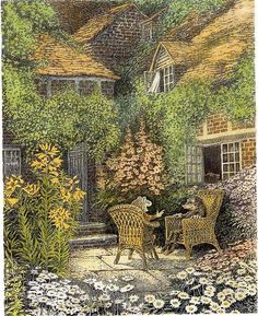 Wind in the Willows, Inga Moore