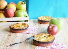 Gâteau léger aux pommes et à la vanille : la recette facile