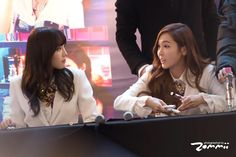 Jessica Jung & Kim Taeyeon
