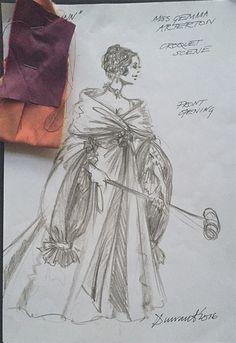 Nell Gwynn (Nell). Costume design by Hugh Durrant.