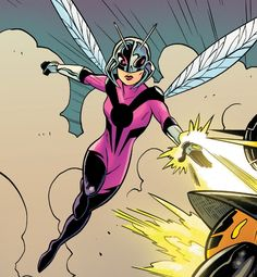 The daughter of Scott Lang and a member of the Young Avengers. She has the same ability to shrink and grow in size as her father, gained through utilizing Pym Particles. Marvel Women, Marvel Girls, Marvel Art, Marvel Heroes, Marvel Characters, Marvel Movies, Rogue Gambit, Winged Girl, Arte Nerd