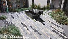 long concrete pavers - Google Search