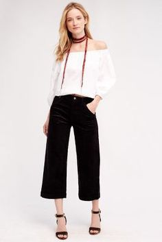 Anthropologie 7 For All Mankind High-Rise Corded Culottes https://www.anthropologie.com/shop/7-for-all-mankind-high-rise-corded-culottes?cm_mmc=userselection-_-product-_-share-_-4122046428905
