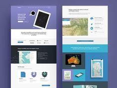 Mapbox Redesign by Tatiana Van Campenhout