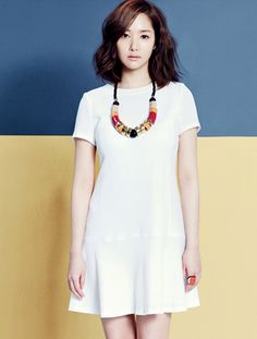 PARK MIN YOUNG ДЛЯ COMPAGNA SUMMER 2012