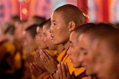 Bucket List Item #12809741 - meditate with monks.