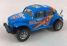 Maisto 1/64 Scale Baja Bug VW Volkswagon Beetle Tonka 2002 Hasbro Vintage Diecas #Maisto #Volkswagen