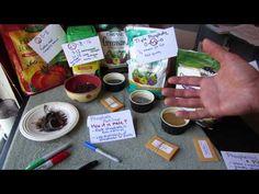 Vegetable Garden Fertilizers: Nitrogen (N), Phosphorous (P) & Potassium (K) - All the Details! - YouTube