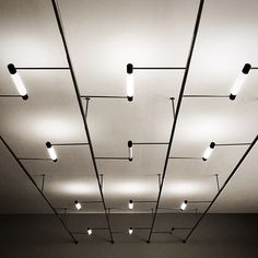 Walter #GROPIUS - #Lights at #Bauhaus #Dessau