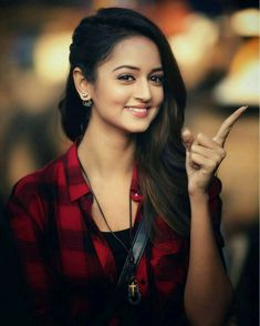 Collection of photos of Shanvi Srivastava, the beautiful and talented actress of Telugu-Kannada industry. Beautiful Girl Indian, Most Beautiful Indian Actress, Beautiful Girl Image, Beautiful Actresses, Stylish Girl Images, Stylish Girl Pic, Beauty Full Girl, Beauty Women, Beauty Bay
