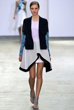 Antonio Berardi Spring 2013 Ready-to-Wear - Collection - Gallery - Look 1 - Style.com