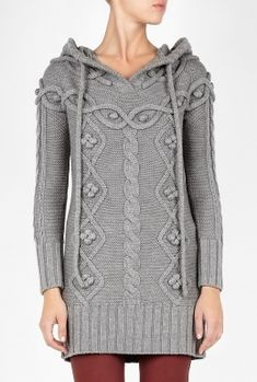 Sweater dress (to pair with leggings!).