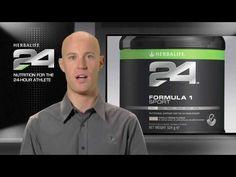 Herbalife 24 Formula 1 Sport Nutrition Protein Shake