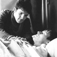 Merlin & Arthur -  ... I can't......my feels.......