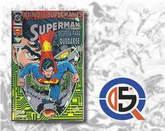 SUPERMAN REINO DE LOS SUPERMANES  VOL. 5 $ 100.00 www.facebook.com/La5aDimension/