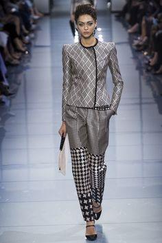 Armani Privé Haute Couture осень-зима 2016/17