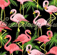 Pink+Flamingos+on+Black,+Flamingo+Road+by+Exclusively+Quilters+at+Creative+Quilt+Kits  Use Code- PINTEREST10 to receive 10% off your order at check out!!