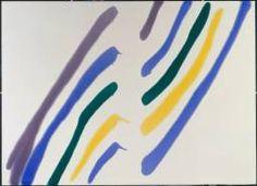 Morris Louis 'Phi', 1960–1 © Tate