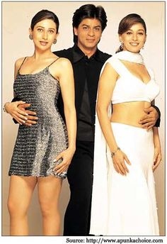 Madhuri Dixit or Karishma Kapoor - Who wore better in Dil To Pagal Hai