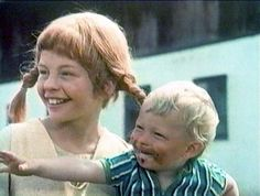 Pippi on the run 1970 Pippi Longstocking, Assertiveness, Telling Stories, Pepsi, Peter Pan, Growing Up, Daughter, Fun, Astrid Lindgren