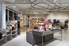 KAPOK flagship store by HaKo Design, Tokyo – Japan